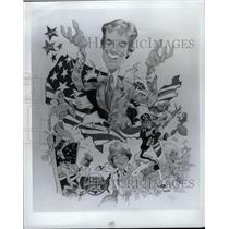 1981 Press Photo Richard Wagstaff Dick Clark American - RRW21089