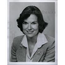 1979 Press Photo Marton Katti Newscaster Author - RRX25651
