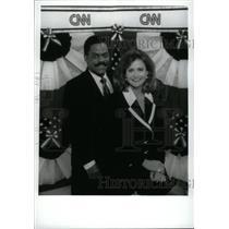 1993 Press Photo Catherine Crier American television - RRW98381