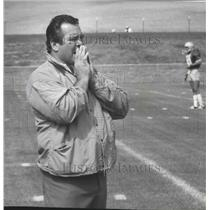 1978 Press Photo Seattle Seahawks Coach Jack Patera - sps16045