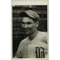 1939 Press Photo Alabama-Birmingham baseball player, Eddie Martin. - abns00814