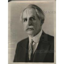1928 Press Photo Hamlin Garland, American Academy of Arts and Letters