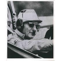 1959 Press Photo Colonel Carl Guslaf Von Rosen, pilot - mjb38407