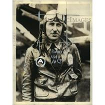 1936 Press Photo Captain Charles Howard - sba03383