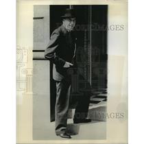1941 Press Photo Sir Charles Craven, London Controller of Aircraft Production