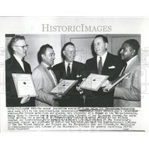 1913 Press Photo Individual Award Ten Delta Chi Journal - RRV67871