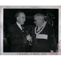 191946 Press Photo Anna Watko Otto Kern President Kerr - RRX50867