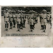 1962 Press Photo Papuan Voluntary Corps West New Guinea - RRX75905