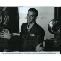 Press Photo Steve Martin in a scene from Pennies from Heaven. - spp52950