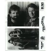 1993 Press Photo Turner Nichols, band members - spp58337