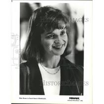 "1990 Press Photo Blair Brown in David Hare's ""Strapless"" - spp68305"