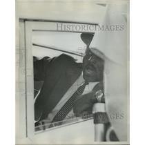 "1961 Press Photo Alabama-Segregation ""Freedom Riders"" member. - abna04049"