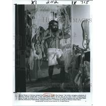 "1981 Press Photo Tommy Chong in the movie ""Cheech & Chong's Nice Dreams"""