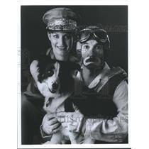 1988 Press Photo Acme Duck and Air Show Company - hca04040