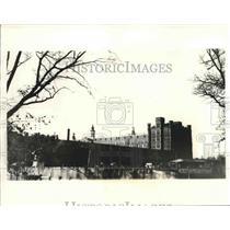 1933 Press Photo North Carolina Penitentiary, Raleigh, North Carolina