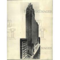 1933 Press Photo Union Trust Building in Detroit, Michigan - mjx39448