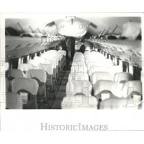 1969 Press Photo To Prevent Hijackings, Airplane Flies to Havana With Officials
