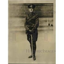 1926 Press Photo Prince of the Asturias Heir to Spanish Throne
