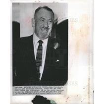 1962 Press Photo John Steinbeck Novelist Nobel Prize - dfpb03645