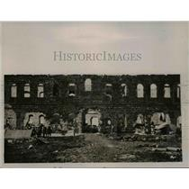 1926 Press Photo Picture Shows the Citadel on Morning After the French Capture