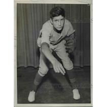 1937 Press Photo Pete Torok, Pitcher for Parmadale - cvb59507