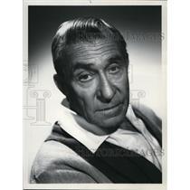 1965 Press Photo William Demarest in My Three Sons - cvp74504