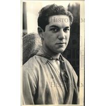 "1933 Press Photo Pancho Lucas, an office boy to have a part in ""Viva Villa"""
