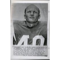 1965 Press Photo Bob Boyd Baltimore Colts Cornerback - RRW74441