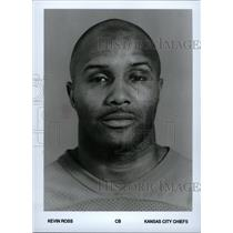 Press Photo Kevin Ross, CB, Kansas City Chiefs - RRW74129