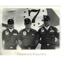 1981 Press Photo Thunderbirds - cvb22816