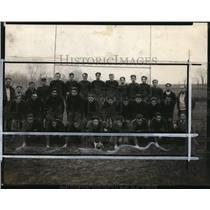 1935 Press Photo Chagrin Falls, football team - cvb44601