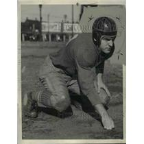 1937 Press Photo Chuck Thomson-Fairview - cvb63069