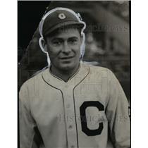 1932 Press Photo Bill Cissell. Infielder, Cleveland Indians - cvb65268