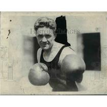 "1920 Press Photo Johnny Kilbane, the ""Silver Fox of the Featherweight"""