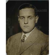 1914 Press Photo Ralph Gibson, Coach East Tech - cvb48003