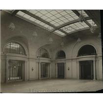 1912 Press Photo Statler Hotel - cvb11281