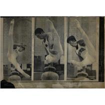 1979 Press Photo Low's Keith McCanless Gym Meet Ohio - RRW65867