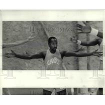 1984 Press Photo Johnny Davies, of the Cleveland Cavaliers - cvb47481