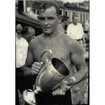 1932 Press Photo Raymond Ruddy Washington President Cup - RRW80481