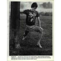 Press Photo Training regimen-exercises - cvb52806