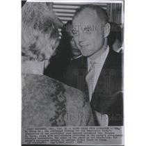 1964 Press Photo Democratic Party John Glenn Astronaut- RSA08659