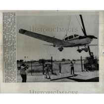 1975 Press Photo Airplane Arizona State Penitentiary - RRY60635