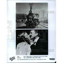 """1994 Press Photo From """"The Movies Begin"""" 5-vol. bos set, Kino Video. - cvb16550"""