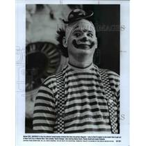 1990 Press Photo Bill Murray in Quick Change - cvp62324