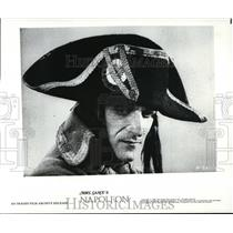 1980 Press Photo Albert Dieudonne in Abel Gance's Napoleon, 1927. - cvp91545