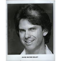 1983 Press Photo David Wayne Kelley Batman Puckett DC - RRW15189