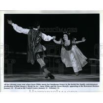 1995 Press Photo Walt Disney World On Ice Snow White - RRX14143