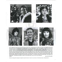1995 Press Photo Walt Disney The Santa Clause - RRU65003