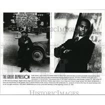 1993 Press Photo The Great Depression presents A Job at Ford's - cvb20569