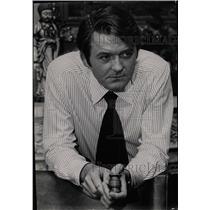 1972 Press Photo Hal Holbrook Film TV Actor Chicago - RRW17815